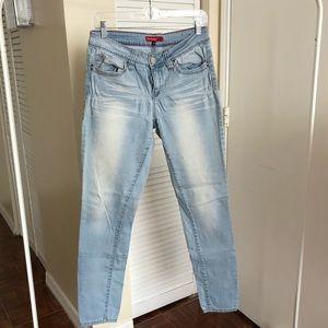 Wanna Betta Booty Skinny Jeans Size 11